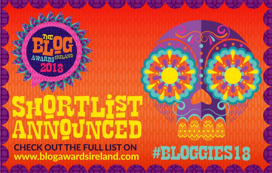 2018 Shortlist Announced!